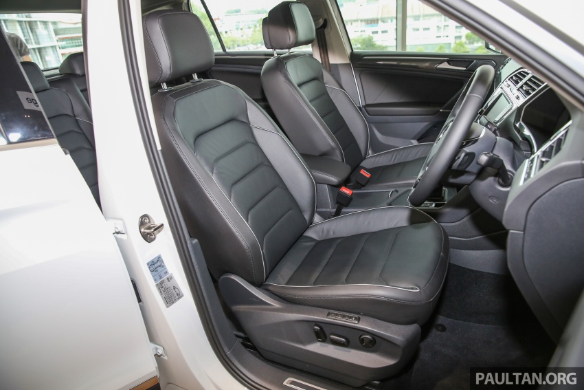 New Volkswagen Tiguan 1.4 TSI in Malaysia, fr RM149k Image #622089