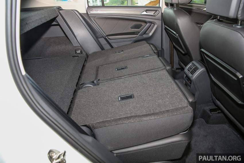 Volkswagen Tiguan diprebiu buat pertama kali di Malaysia – 1.4 liter TSI, DSG 6-kelajuan, dari RM149k Image #622107