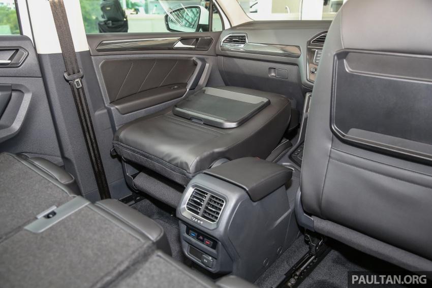 Volkswagen Tiguan diprebiu buat pertama kali di Malaysia – 1.4 liter TSI, DSG 6-kelajuan, dari RM149k Image #622109