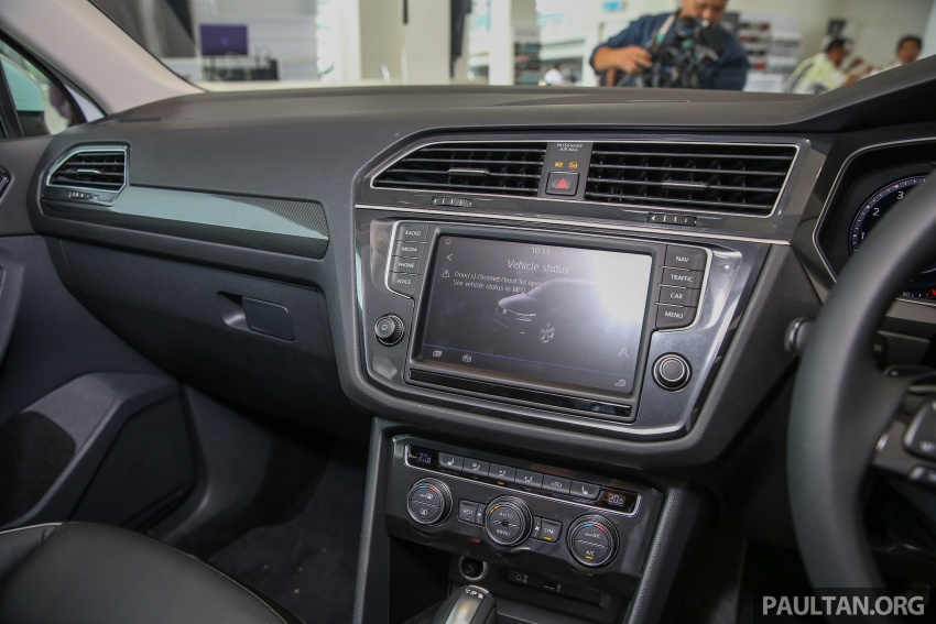 New Volkswagen Tiguan 1.4 TSI in Malaysia, fr RM149k Image #622060