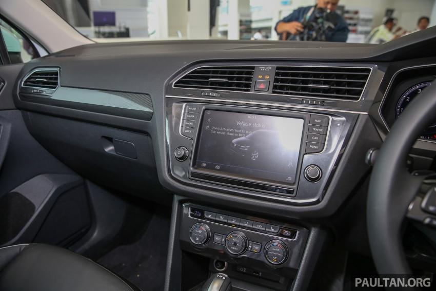 Volkswagen Tiguan diprebiu buat pertama kali di Malaysia – 1.4 liter TSI, DSG 6-kelajuan, dari RM149k Image #622017
