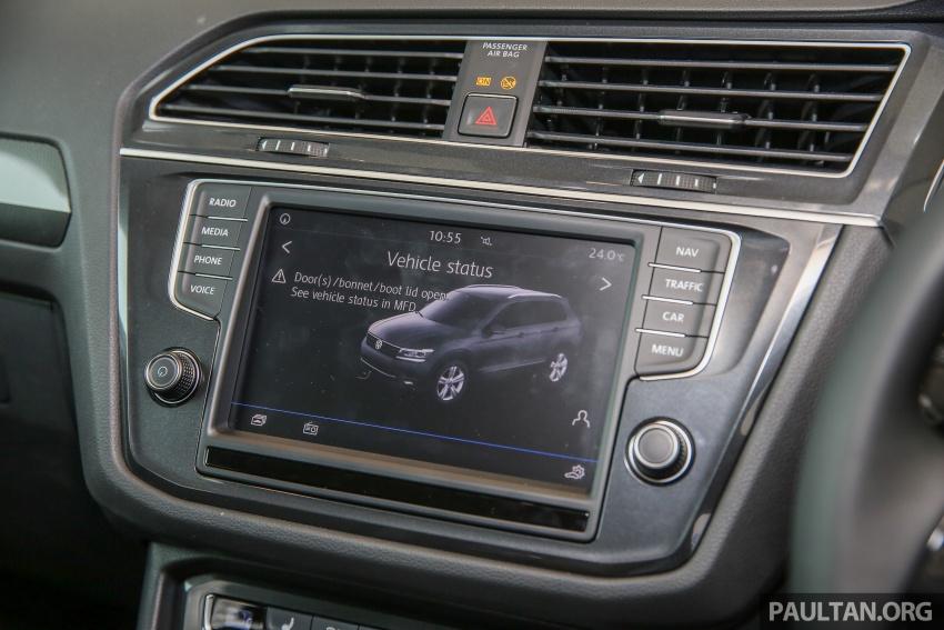 Volkswagen Tiguan diprebiu buat pertama kali di Malaysia – 1.4 liter TSI, DSG 6-kelajuan, dari RM149k Image #622019