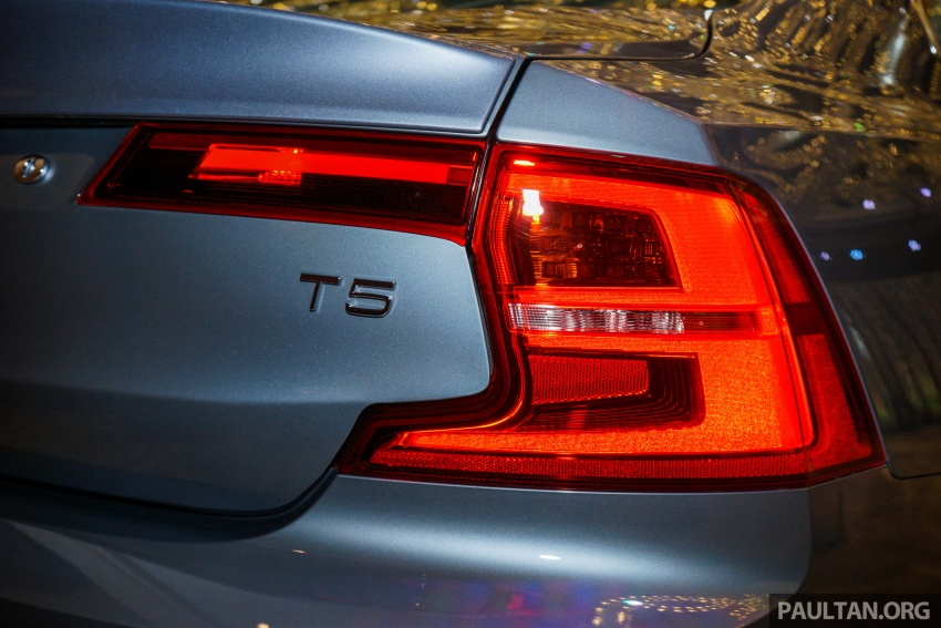 Volvo S90, V90 launched in M'sia: T5 and T6 R-Design, semi-autonomous driving as standard, from RM389k Image #634093