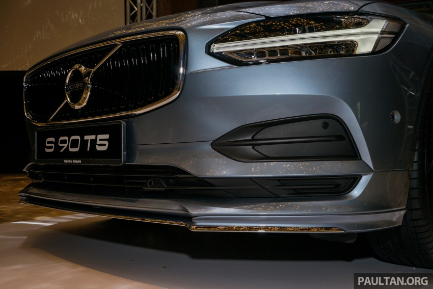 Volvo S90, V90 launched in M'sia: T5 and T6 R-Design, semi-autonomous driving as standard, from RM389k Image #634083