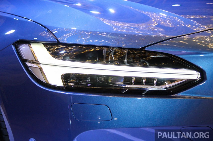 Volvo S90, V90 launched in M'sia: T5 and T6 R-Design, semi-autonomous driving as standard, from RM389k Image #634342