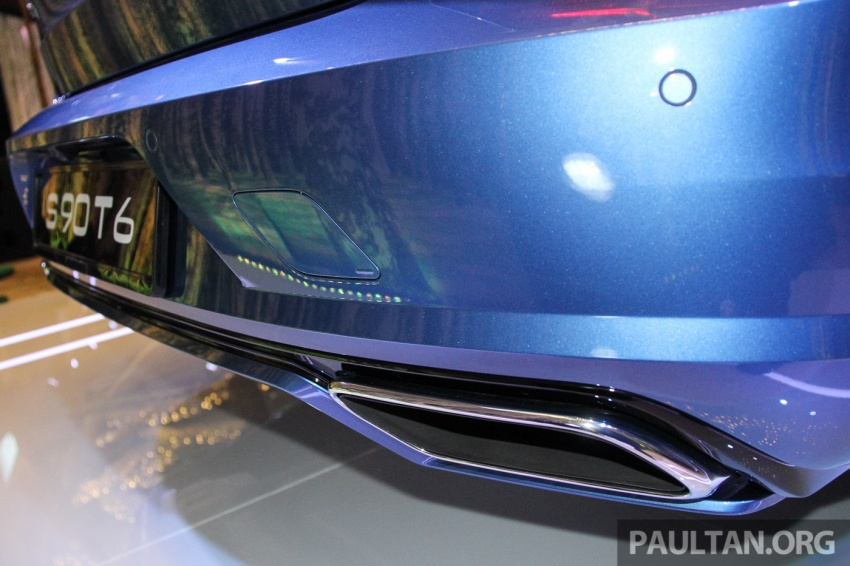 Volvo S90, V90 launched in M'sia: T5 and T6 R-Design, semi-autonomous driving as standard, from RM389k Image #634348