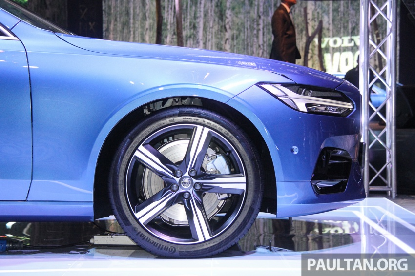 Volvo S90, V90 launched in M'sia: T5 and T6 R-Design, semi-autonomous driving as standard, from RM389k Image #634337