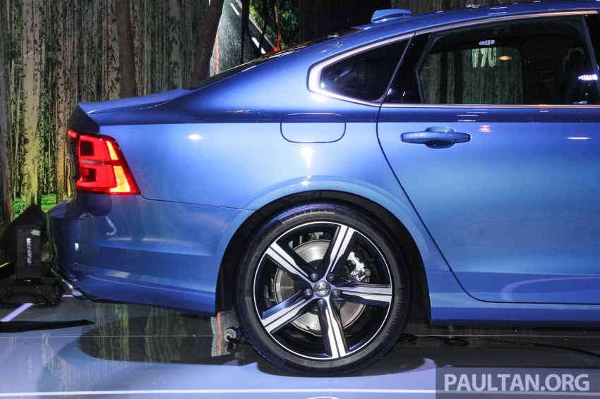 Volvo S90, V90 launched in M'sia: T5 and T6 R-Design, semi-autonomous driving as standard, from RM389k Image #634338