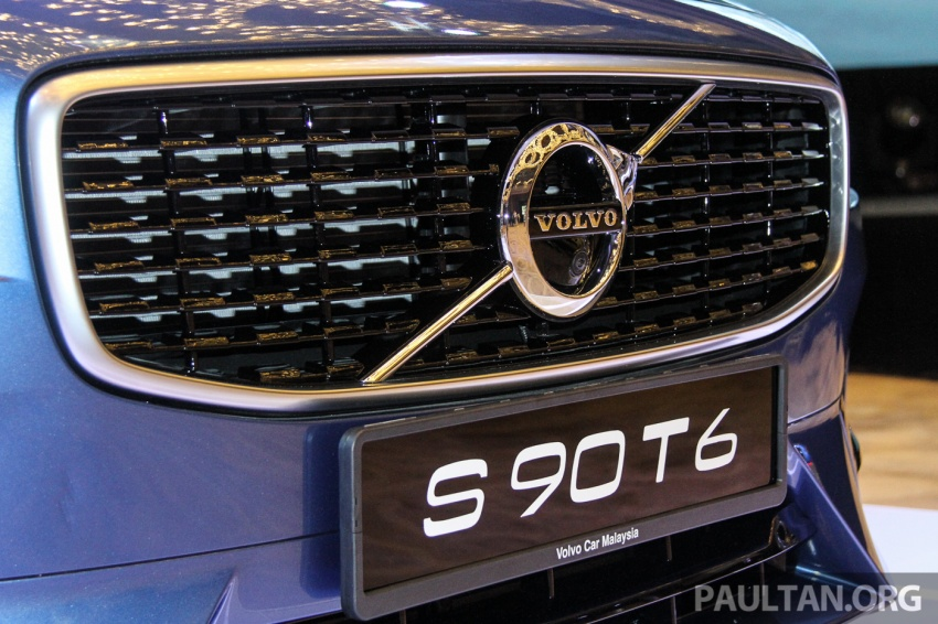 Volvo S90, V90 launched in M'sia: T5 and T6 R-Design, semi-autonomous driving as standard, from RM389k Image #634340