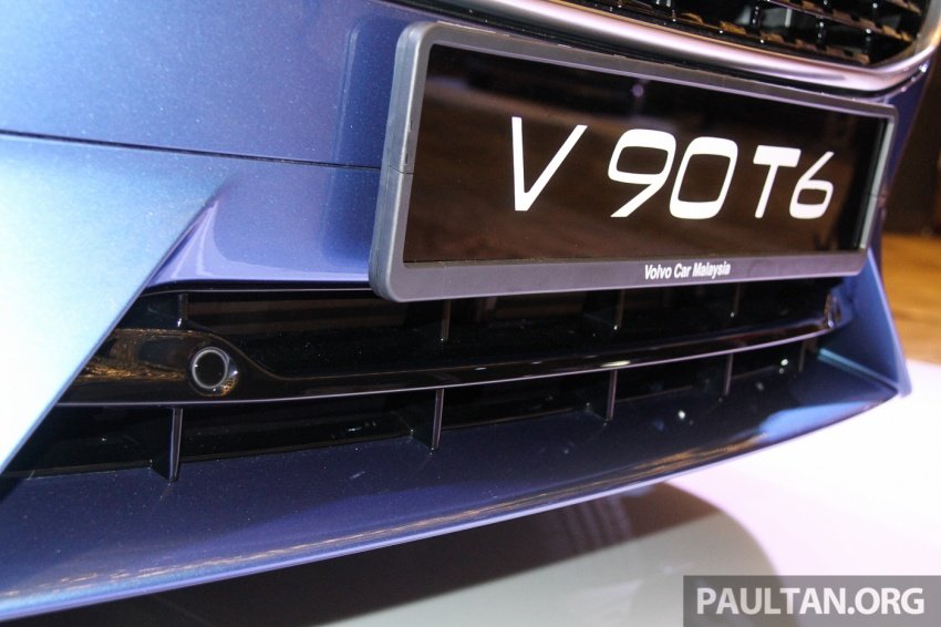 Volvo S90, V90 launched in M'sia: T5 and T6 R-Design, semi-autonomous driving as standard, from RM389k Image #634154