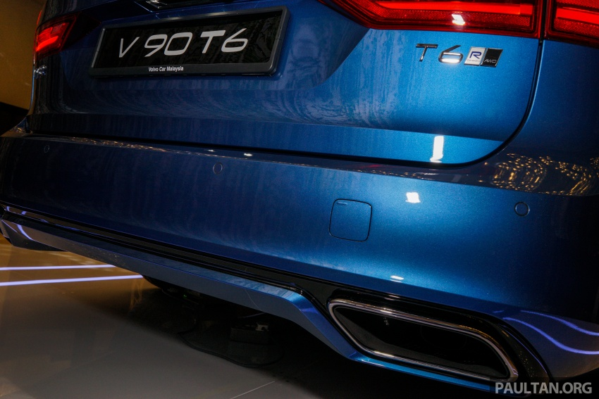 Volvo S90, V90 launched in M'sia: T5 and T6 R-Design, semi-autonomous driving as standard, from RM389k Image #634161