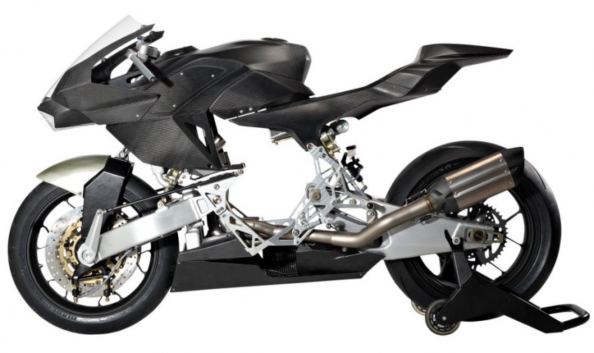 Vyrus 986 M2 now ready for order – swingarm front suspension, CBR600R power, only 50 to be built Image #631819