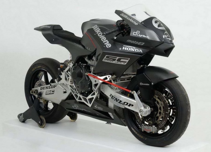 Vyrus 986 M2 now ready for order – swingarm front suspension, CBR600R power, only 50 to be built Image #631833