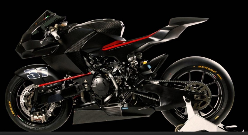 Vyrus 986 M2 now ready for order – swingarm front suspension, CBR600R power, only 50 to be built Image #631834