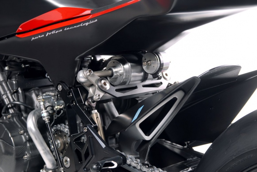 Vyrus 986 M2 now ready for order – swingarm front suspension, CBR600R power, only 50 to be built Image #631835
