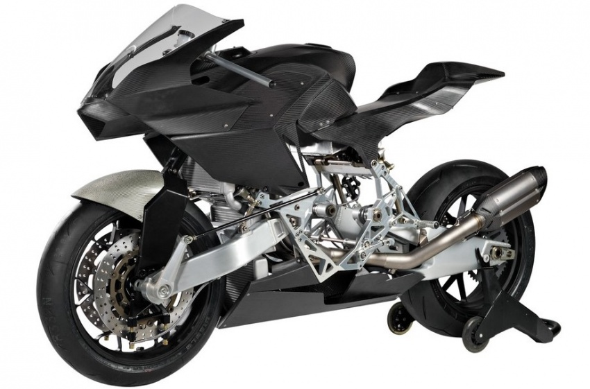 Vyrus 986 M2 now ready for order – swingarm front suspension, CBR600R power, only 50 to be built Image #631820