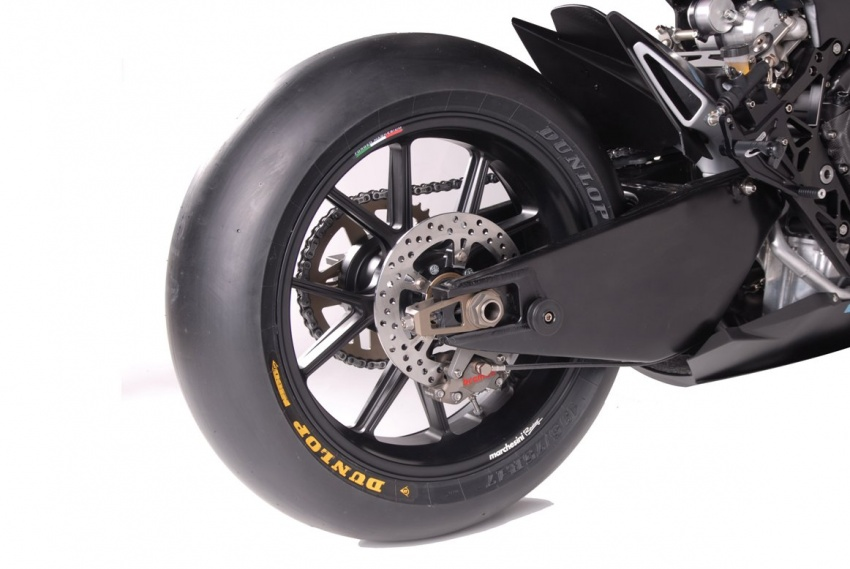 Vyrus 986 M2 now ready for order – swingarm front suspension, CBR600R power, only 50 to be built Image #631836