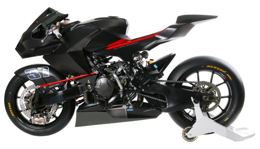 Vyrus 986 M2 now ready for order – swingarm front suspension, CBR600R power, only 50 to be built Image #631825