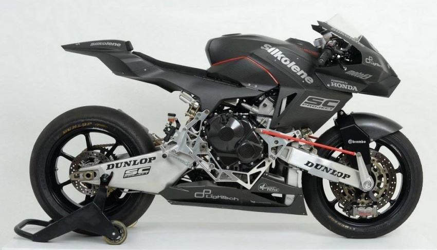 Vyrus 986 M2 now ready for order – swingarm front suspension, CBR600R power, only 50 to be built Image #631826