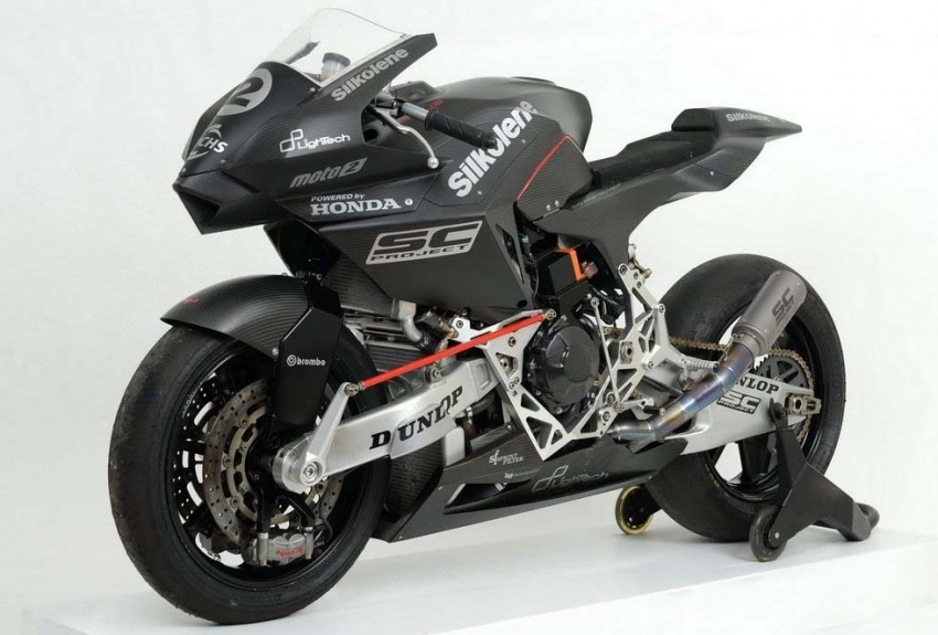 Vyrus 986 M2 now ready for order – swingarm front suspension, CBR600R power, only 50 to be built Image #631827