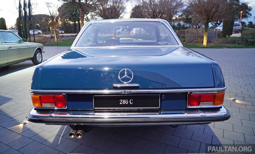 GALLERY: Mercedes-Benz E-Class Coupe through the years – W114, C123, C124, C208, C209, C207 and C238 Image #628124