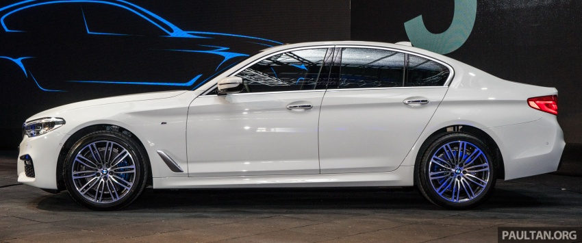 G30 BMW 5 Series launched in Malaysia: 530i, RM399k Image #636649