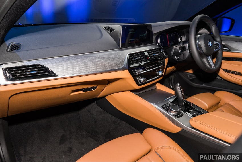 G30 BMW 5 Series launched in Malaysia: 530i, RM399k Image #636652