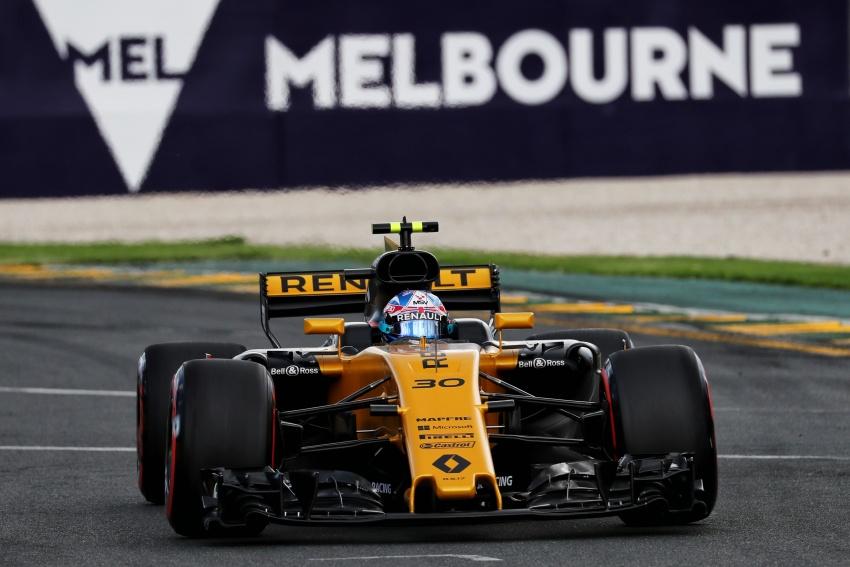 2017 Australian GP – Vettel clinches victory for Ferrari Image #634750