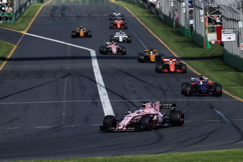 2017 Australian GP – Vettel clinches victory for Ferrari Image #634782