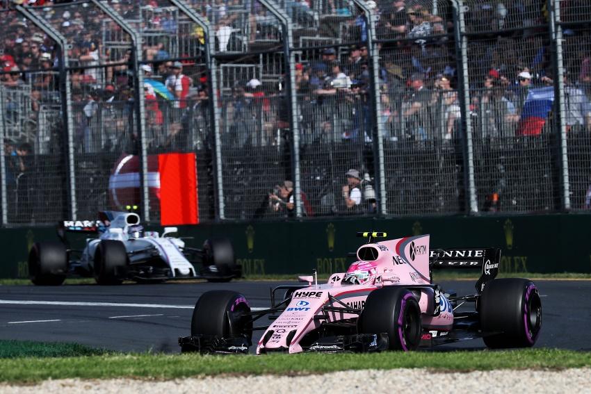 2017 Australian GP – Vettel clinches victory for Ferrari Image #634783