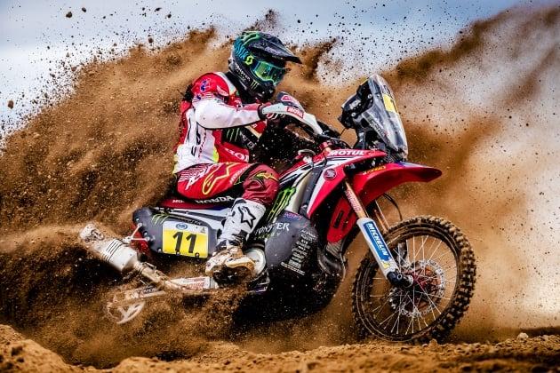 Motul named official 2018 Dakar Rally lube partner