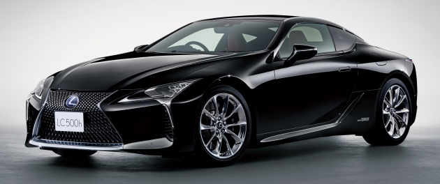 Lexus Lc Launched In Japan Priced From Rm508 600