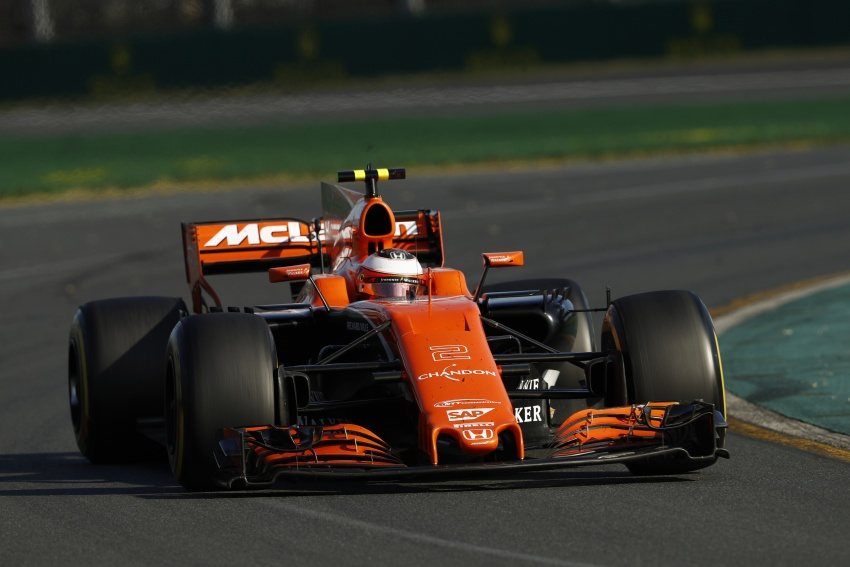 2017 Australian GP – Vettel clinches victory for Ferrari Image #634827