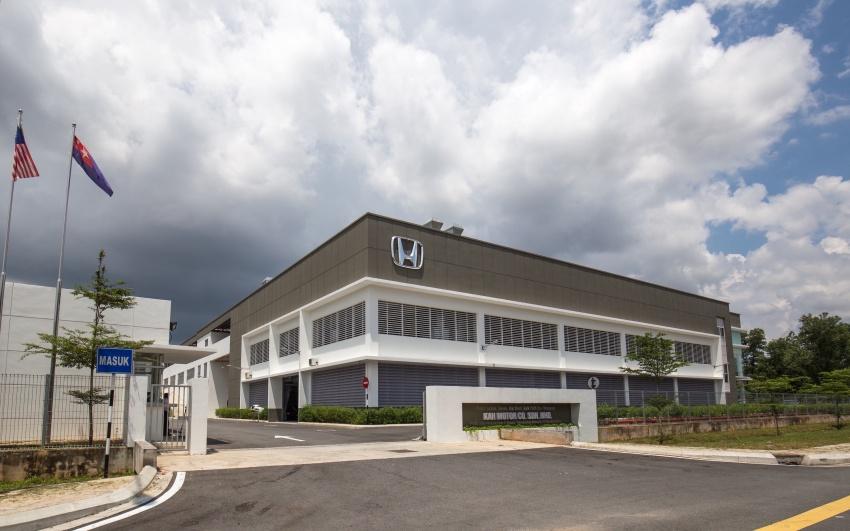 Honda Malaysia buka pusat 4S terbesar di Malaysia  – jualan meningkat 45% bagi suku pertama 2017 Image #649736