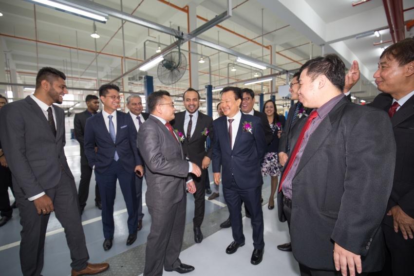 Honda Malaysia buka pusat 4S terbesar di Malaysia  – jualan meningkat 45% bagi suku pertama 2017 Image #649745