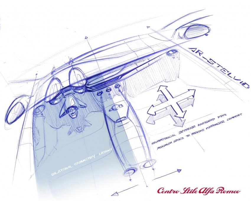 Alfa Romeo Stelvio gains new base engines for EMEA: 200 hp/330 Nm 2.0 petrol and 180 hp/490 Nm 2.2 diesel Image #639778