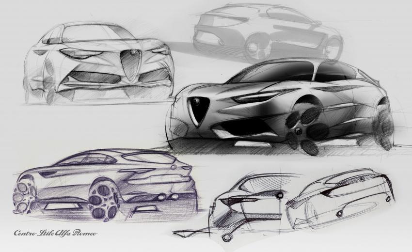 Alfa Romeo Stelvio gains new base engines for EMEA: 200 hp/330 Nm 2.0 petrol and 180 hp/490 Nm 2.2 diesel Image #639798