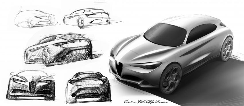 Alfa Romeo Stelvio gains new base engines for EMEA: 200 hp/330 Nm 2.0 petrol and 180 hp/490 Nm 2.2 diesel Image #639799