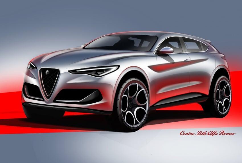 Alfa Romeo Stelvio gains new base engines for EMEA: 200 hp/330 Nm 2.0 petrol and 180 hp/490 Nm 2.2 diesel Image #639819