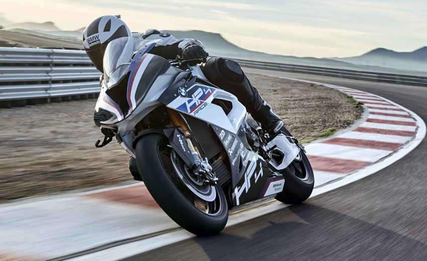 2017 BMW Motorrad HP4 Race racing motorcycle released – limited edition of only 750, worldwide Image #647887