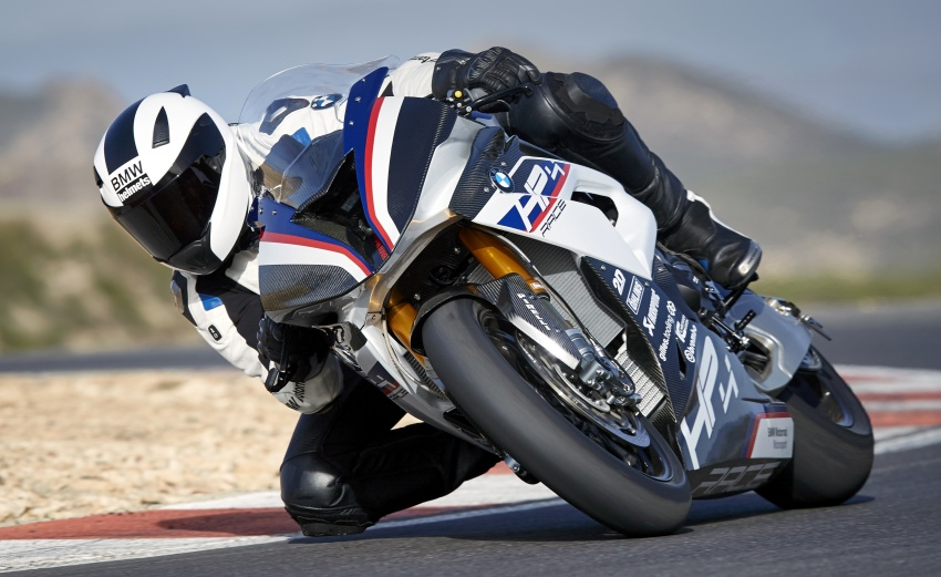 2017 BMW Motorrad HP4 Race racing motorcycle released – limited edition of only 750, worldwide Image #647905