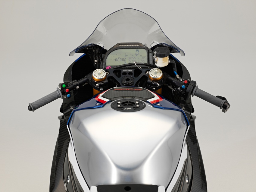 2017 BMW Motorrad HP4 Race racing motorcycle released – limited edition of only 750, worldwide Image #647952