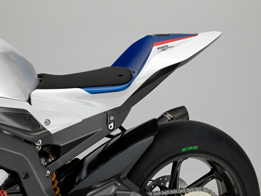 2017 BMW Motorrad HP4 Race racing motorcycle released – limited edition of only 750, worldwide Image #647955