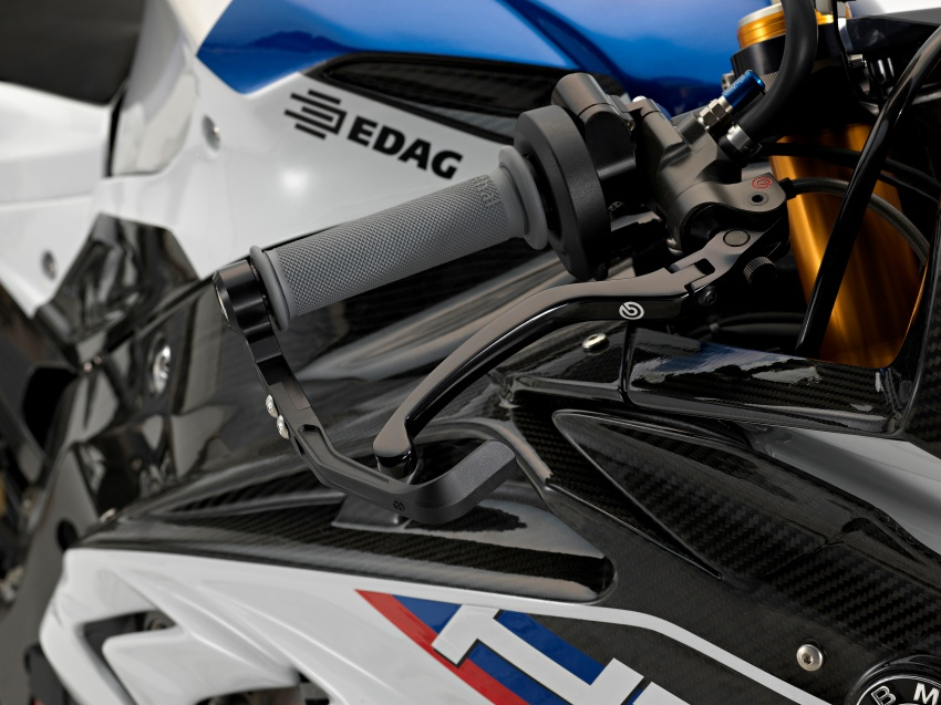 2017 BMW Motorrad HP4 Race racing motorcycle released – limited edition of only 750, worldwide Image #647959