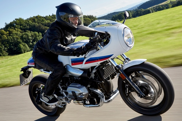 2017 Bmw Motorrad R Ninet R Ninet Pure And R Ninet Racer In