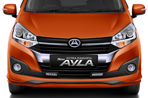 2017 Toyota Agya and Daihatsu Ayla facelift launched in Indonesia – new 1.2L 3NR-FE four-cylinder engine Image #642909