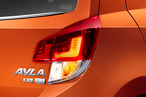 2017 Toyota Agya and Daihatsu Ayla facelift launched in Indonesia – new 1.2L 3NR-FE four-cylinder engine Image #642933