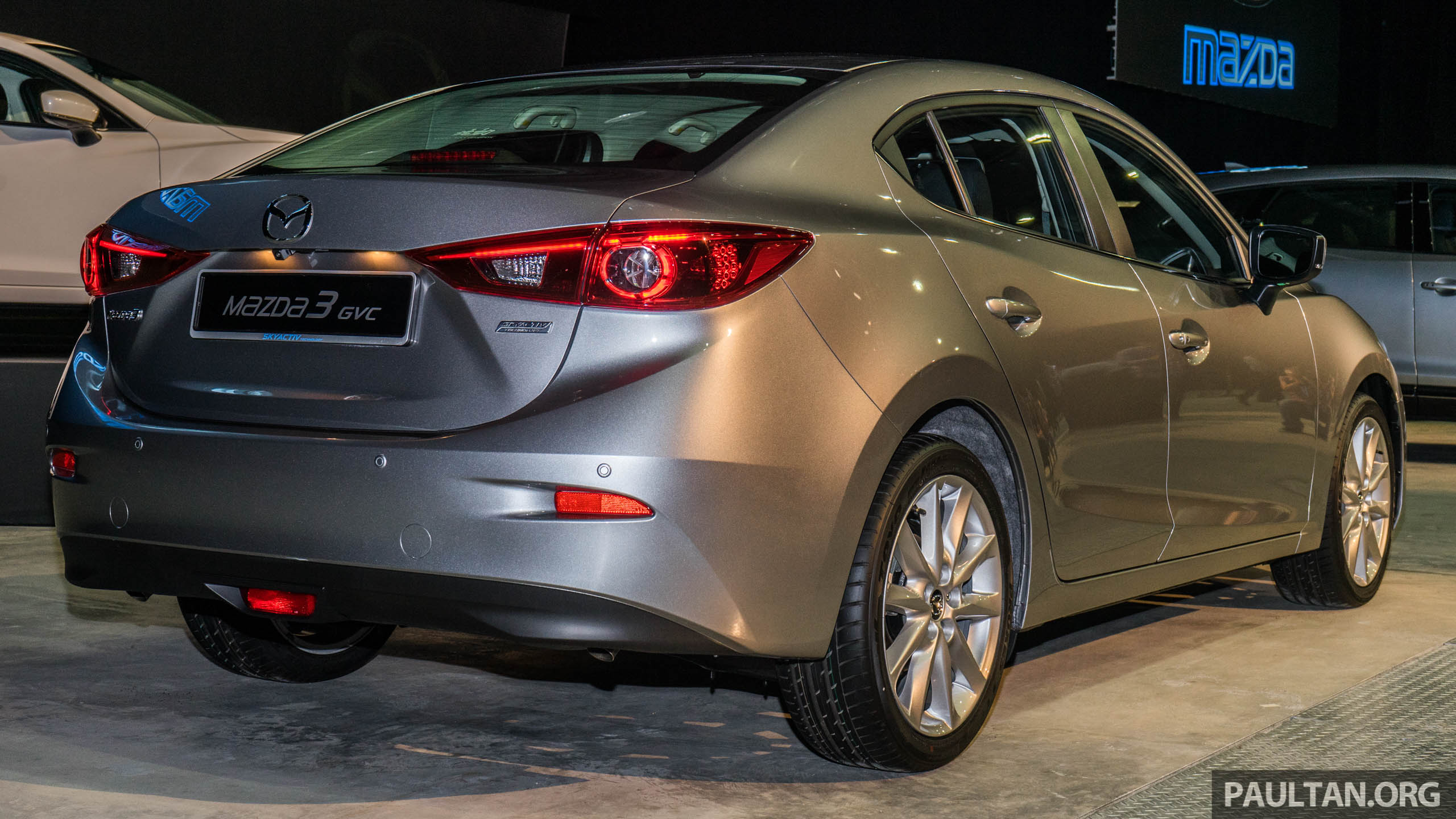 2017 mazda 3 facelift launched in malaysia now with g vectoring control three variants from. Black Bedroom Furniture Sets. Home Design Ideas
