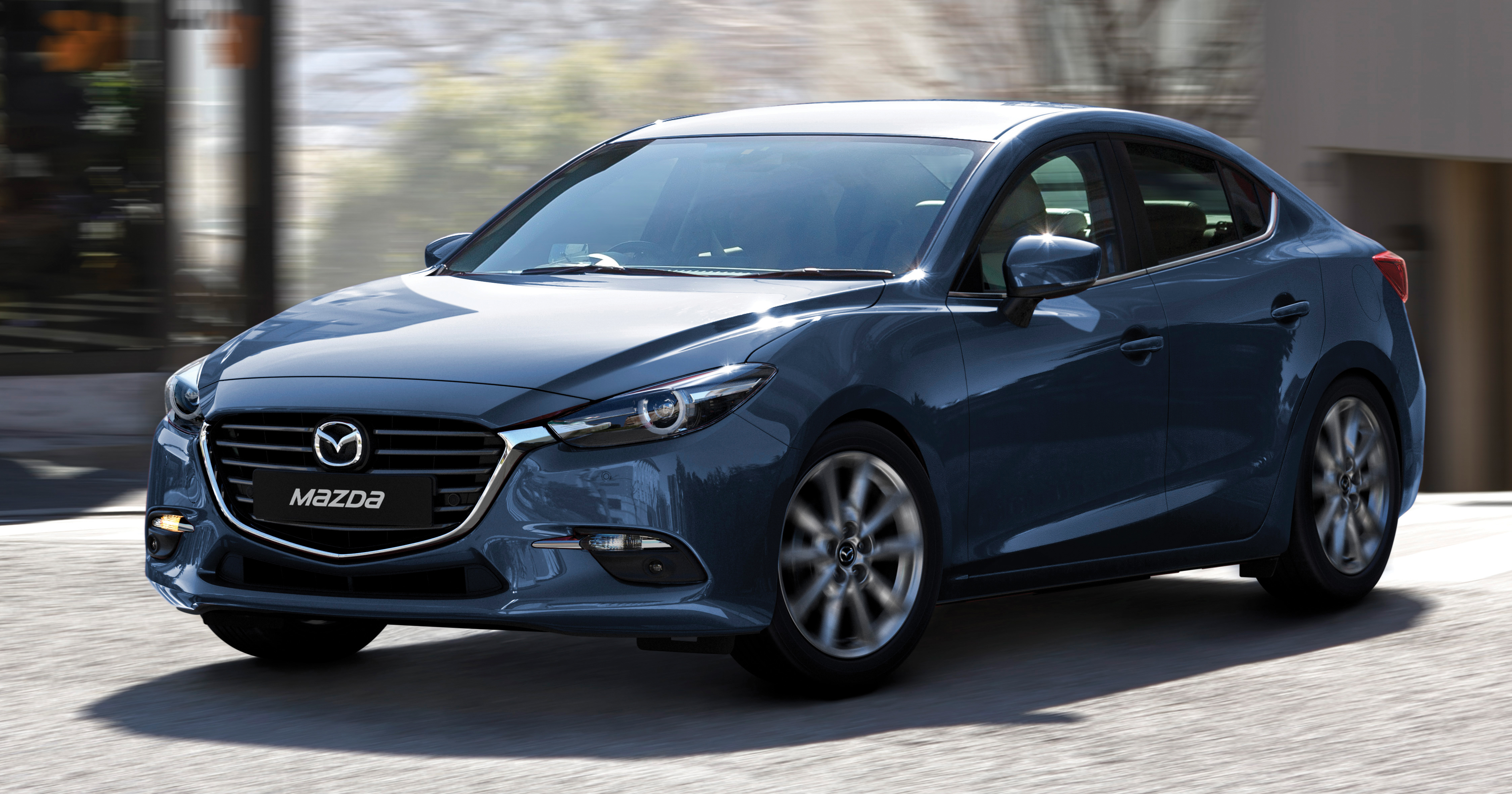 2017 Mazda 3 facelift launched in Malaysia – now with G ...