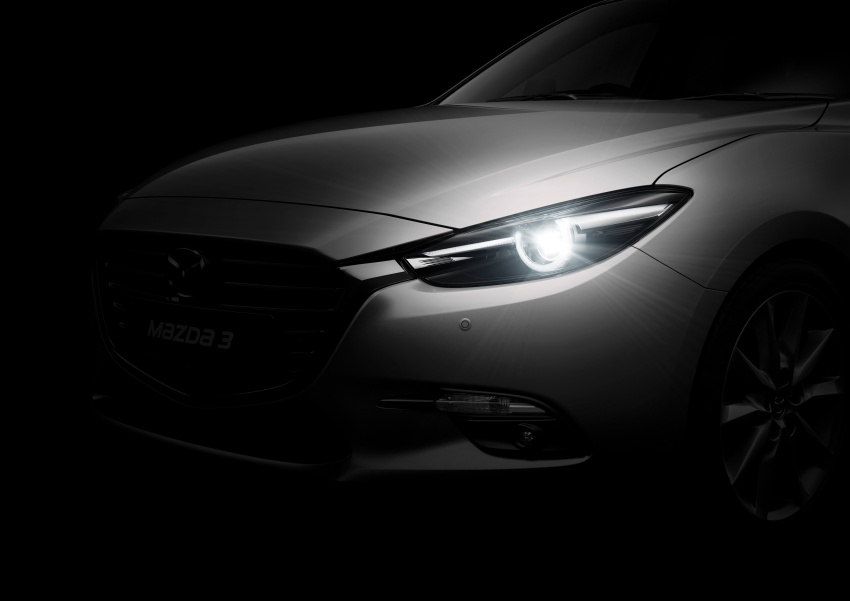 2017 Mazda 3 facelift launched in Malaysia – now with G-Vectoring Control; three variants, from RM111k Image #651462